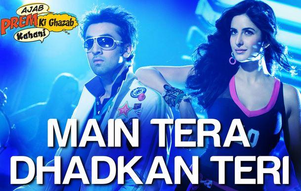 hindi movie dhadkan video songs download