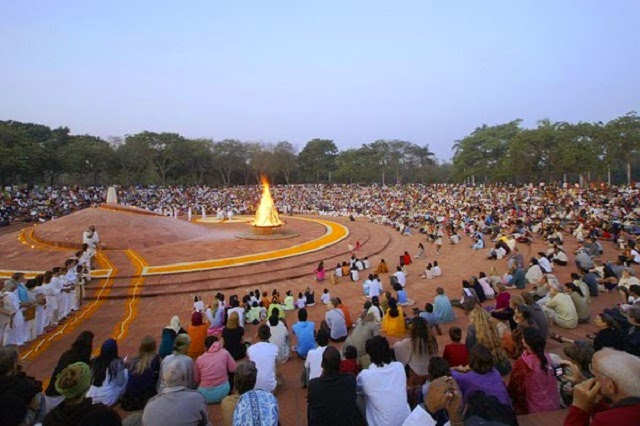 Shri Aurobindo Ashram, Pondicherry