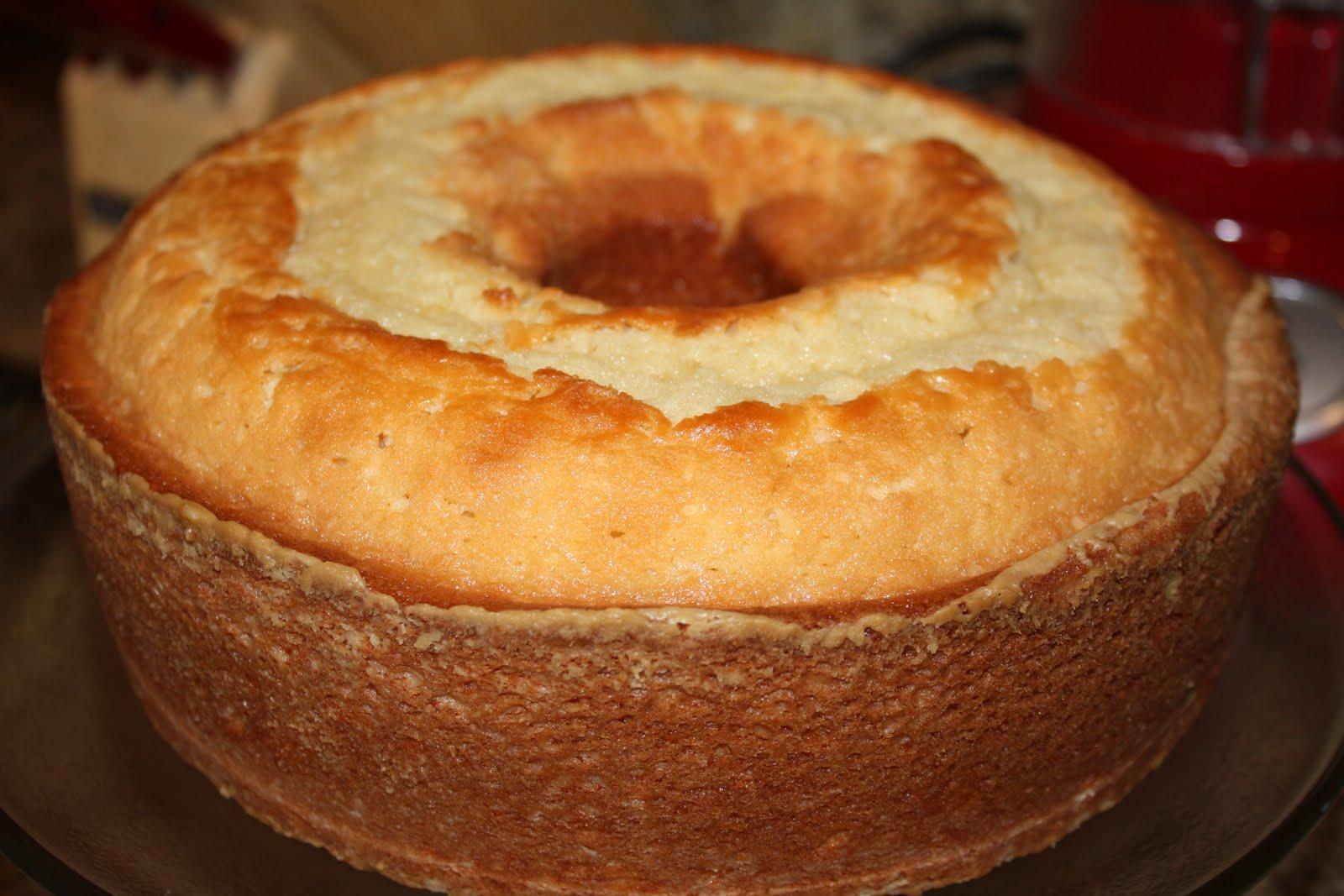 Fleur de Lolly: Triple Lemon Pound Cake
