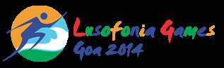 Lusofonia games 2014 logo
