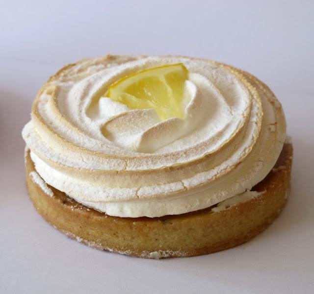 La meilleure tarte au citron meringuée de Paris - Gérard Mulot