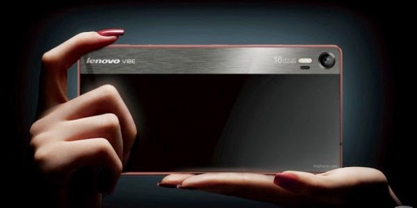 Lenovo Vibe shot 3 smartphone kamera 16MP LED Flash