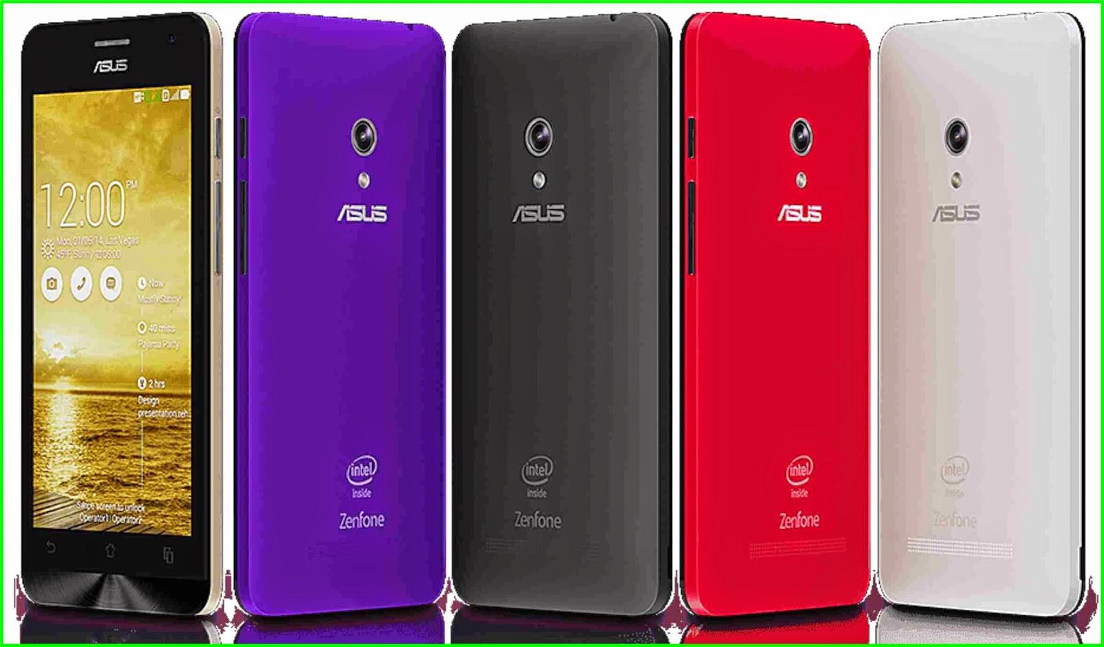 Berbagai Macam Handphone Android Terbaik,asus zenfone 5,