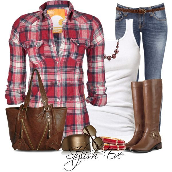 Stylish Fall Outfit
