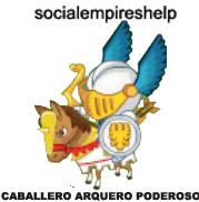 imagen del arquero poderoso de social empires