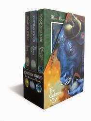 Novel The Bartimaeus Trilogy Karangan Jonathan Stroud