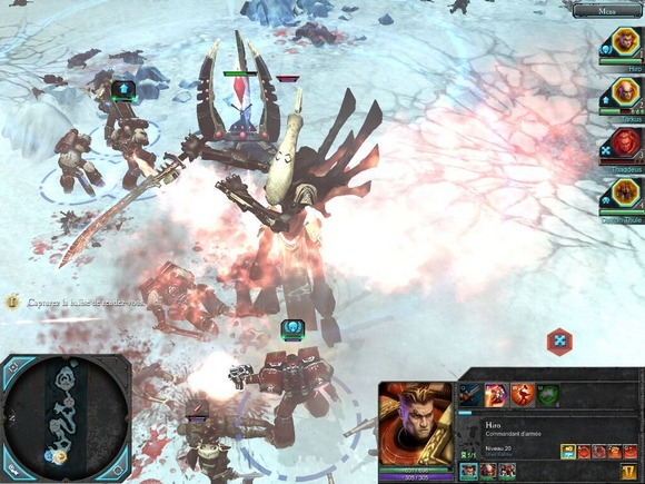 warhammer 2 gold pc              screenshot 5 Warhammer 40.000 Dawn of War II Gold Edition              PROPHET