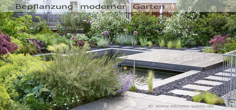 Gartenblog geniesser garten sitzplaetze im garten for Formaler teich
