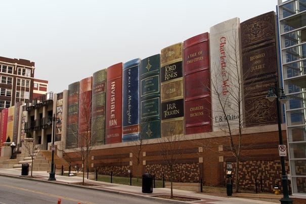 Kansas City Public Library, Missouri, USA