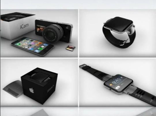 Apple iwatch icam iphone SJ