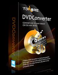 تحميل برنامج TDMore DVD Converter 1.0.1.0