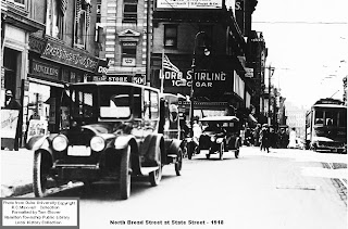 1918: DOWNTOWN TRENTON IN WORLD WAR I