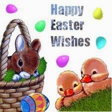 Happy Easter Wishes for Kids