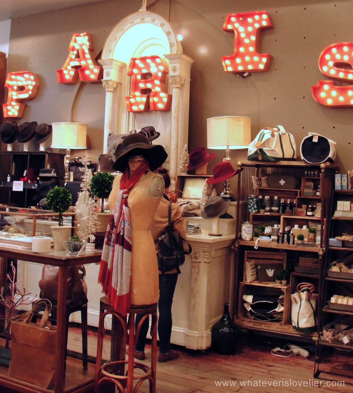 Travel Tuesday: The Paris Market and Brocante, Savannah