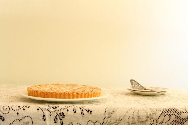 Sweet Amandine Cake