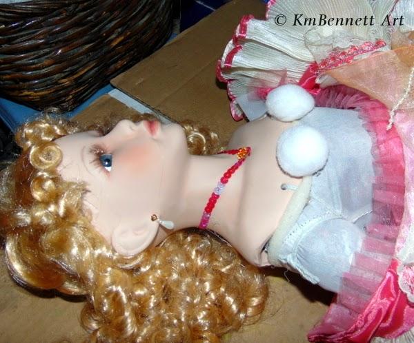 Broken 1 doll photo 04