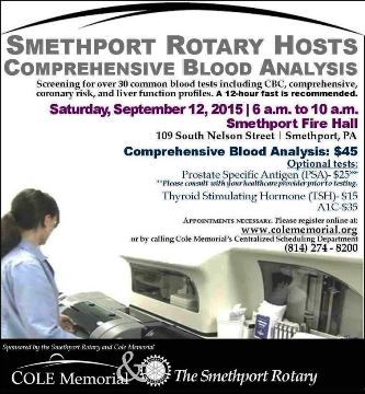 9-12 Comprehensive Blood Analysis