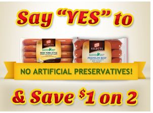 Top 10 Best Deals Crest Week 2 moreover Oscar Mayer Bacon Coupons as well Great Meat Coupons also New Cooking W Kraft Coupon also Blt Dogs 110596. on oscar mayer selects dogs coupons