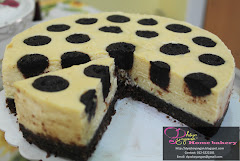 NEW! Polka Dot Cheesecake
