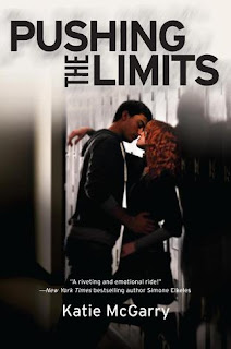Teaser Tuesday (9): Pushing the Limits by Katie McGarry