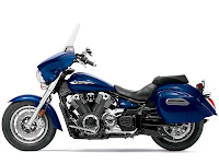 YAMAHA PICTURES | 2013 Yamaha V-Star 1300 Deluxe 3