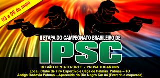Campeonato Brasileiro de IPSC - Tiro Prático
