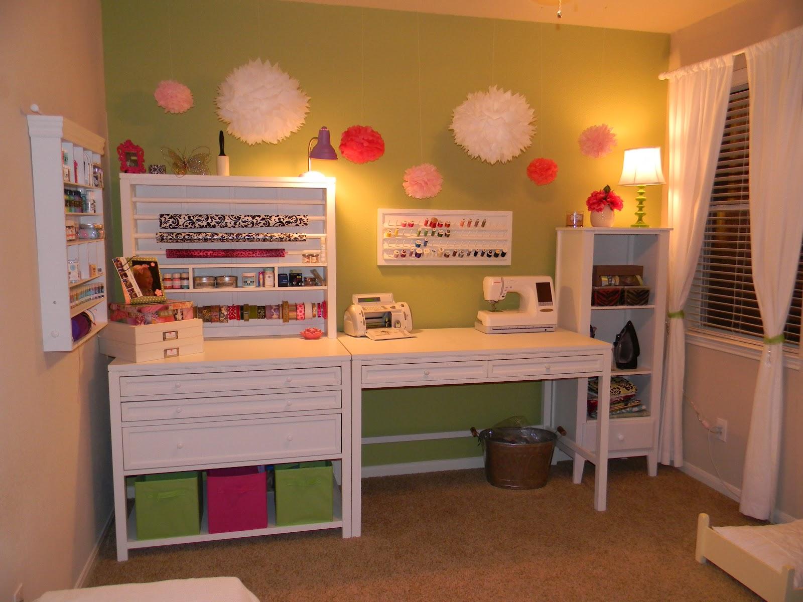 Serendipity Sarah Craft Room