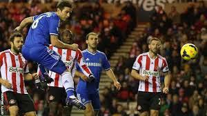 Sunderland 3 - 4 Chelsea