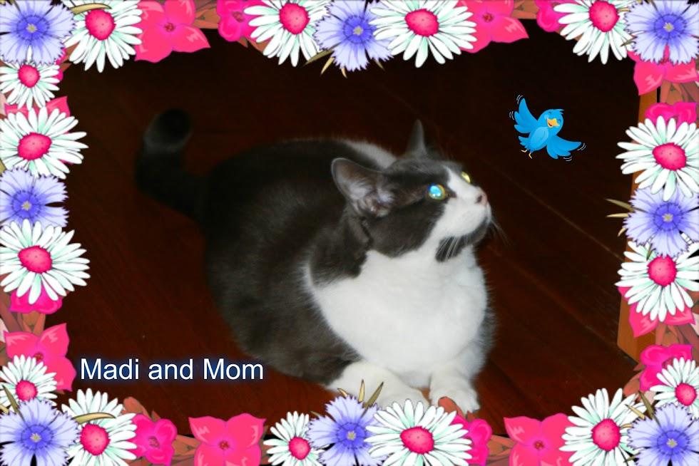 Madi and Mom