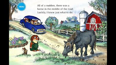 Little Critter vs. Horse