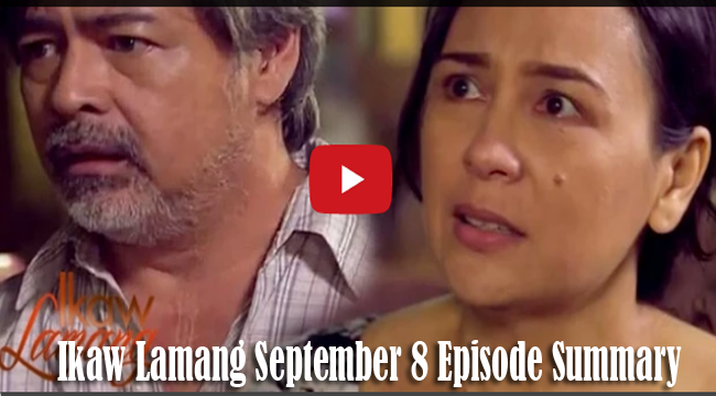 Fates Will Get Close on ABS-CBN's  Ikaw Lamang September 8 Episode