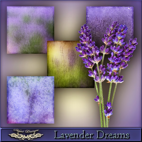 Lavender Dreams Sample CU 1