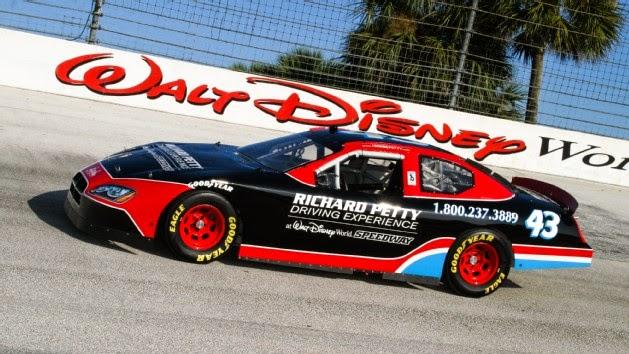 Richard Petty Driving Experience em Orlando