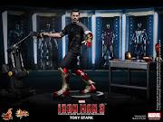 NEWS: Hot Toys Iron Man 3 Tony Stark (hot toys iron man )