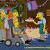 """Los Simpsons 16x16 """"Ray el contratista"""" Latino Online"""