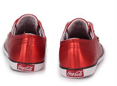 tênis Coca-Cola