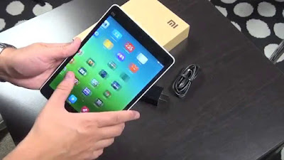 Xiaomi MiPad, tablet de China de calidad barata