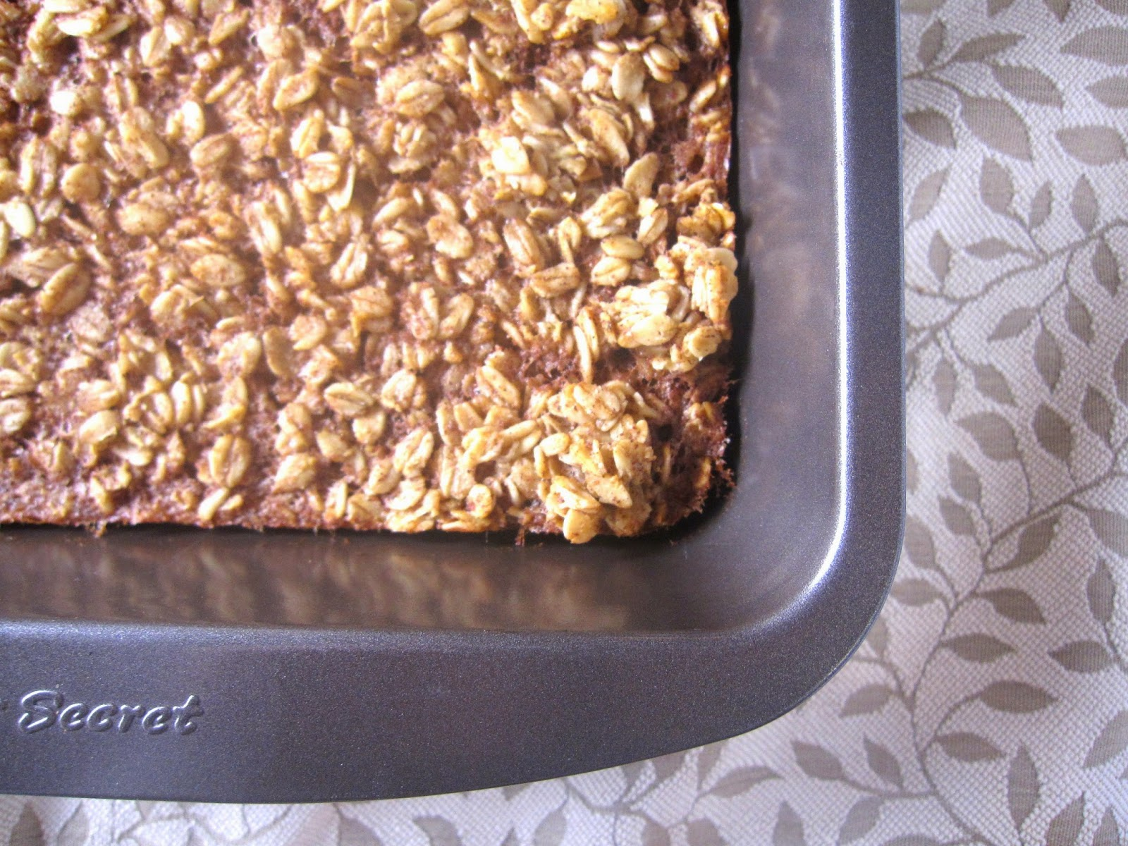 Baked Oatmeal