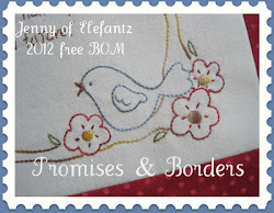 Promises &amp; Borders ~ BOM Begins: Jan 2012