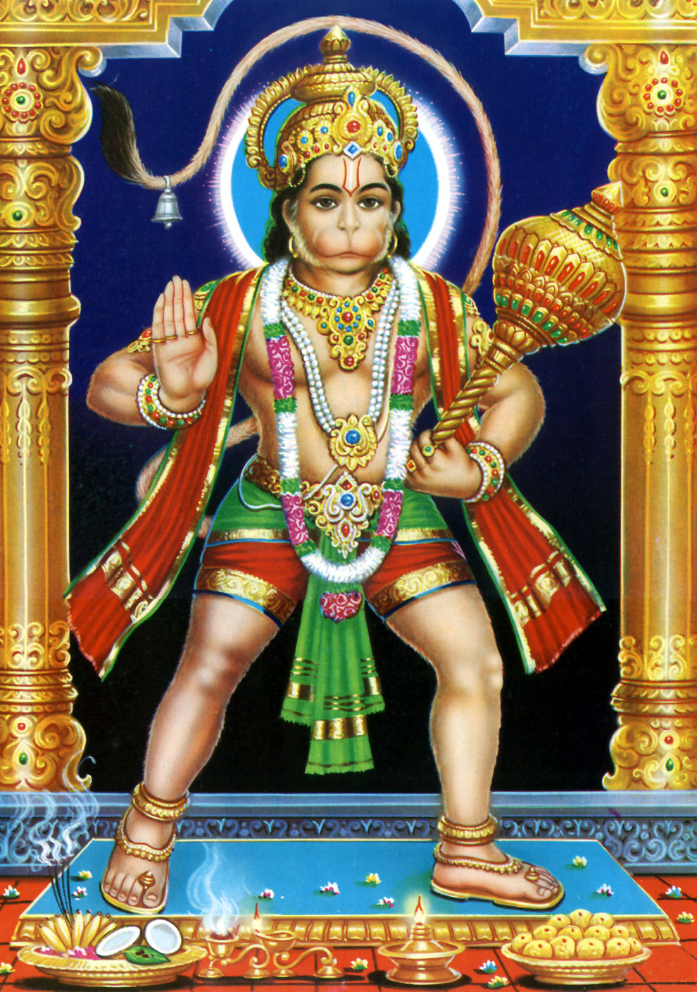 Hanuman: Pictures of H...