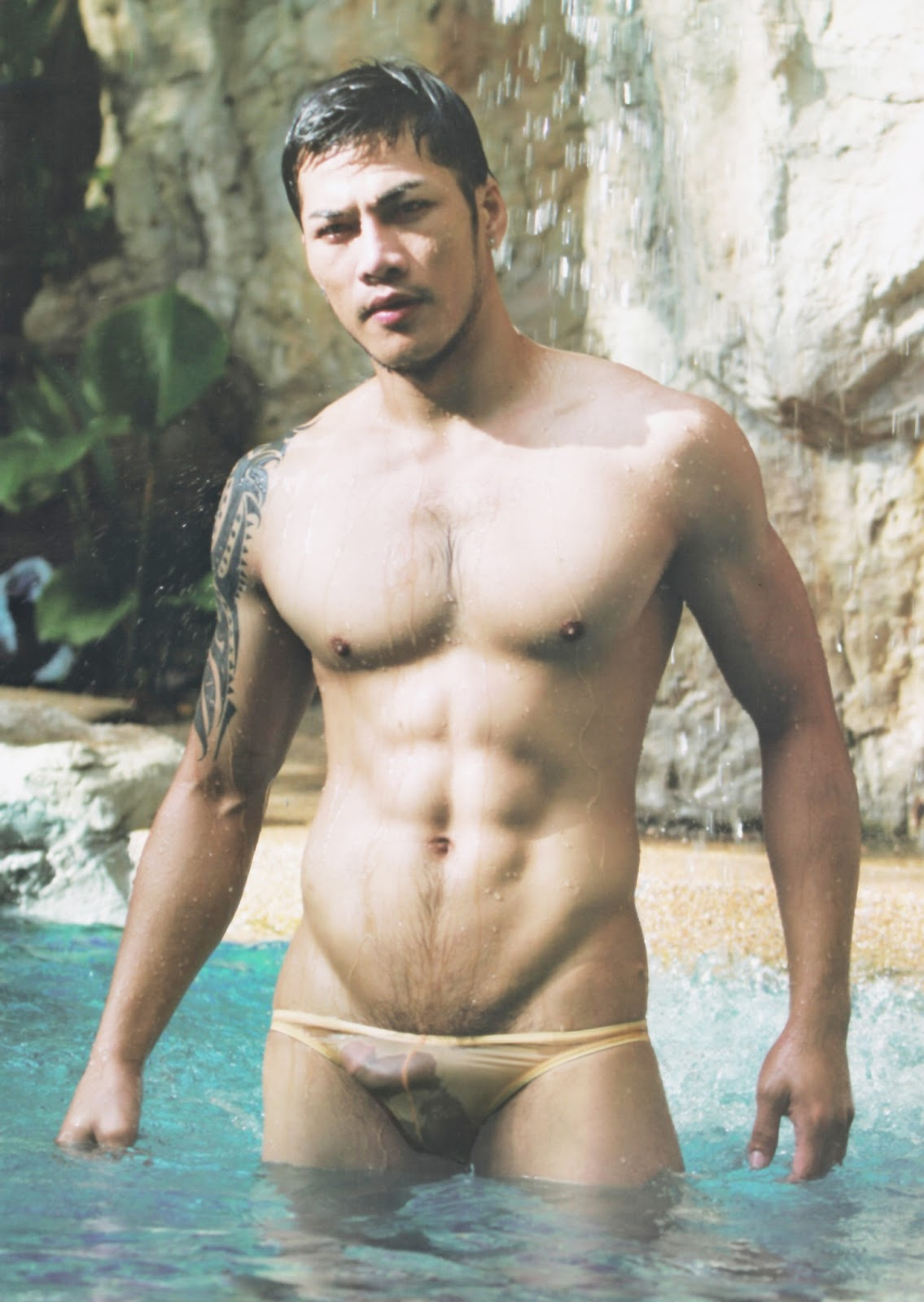 Filipino nude hunk quickly thought))))
