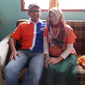 Aku bersama Suami - 02022013