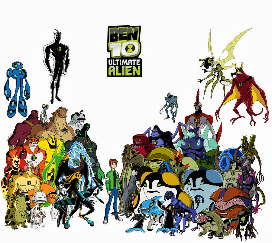 ben 10 ultimate alien galactic challenge game online