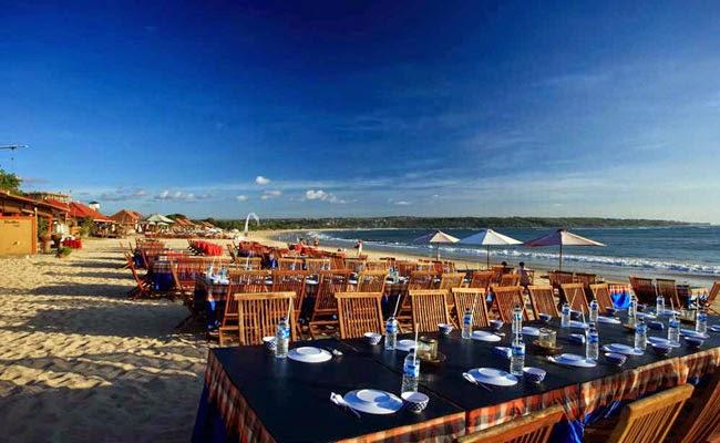 Tempat Wisata Pilihan Pantai Jimbaran
