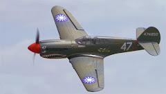 E-flite P-40 Warkhawk