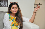 Colors Swathi photos at Tripura Movie Interview-thumbnail-2