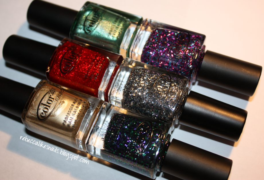 rebecca likes nails: Color Club - Scent-suous Collection - swatches ...