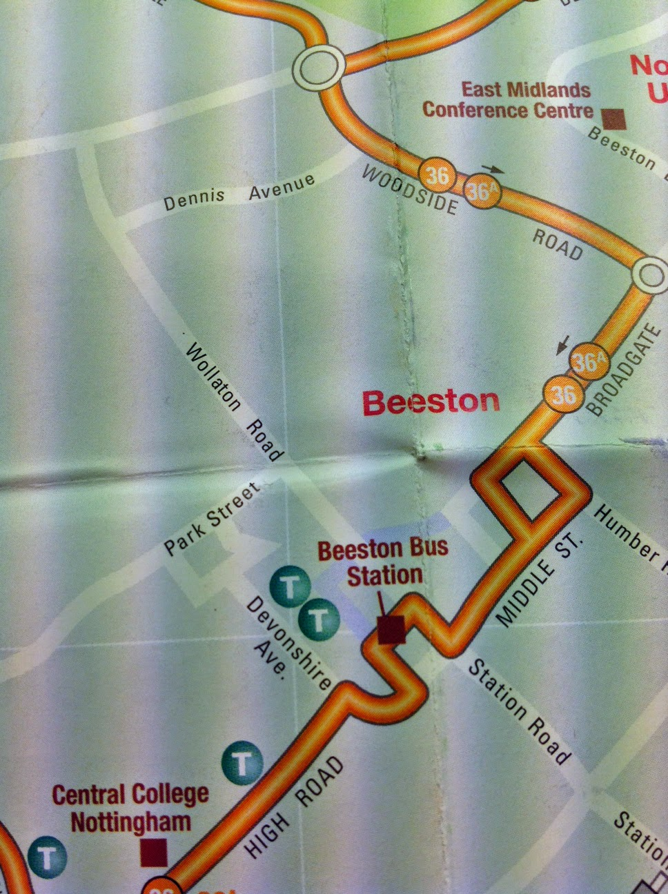 BeestonWeek Beeston transport connections direct and the