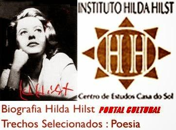 PORTAL CULTURAL HILDA HILST - INSTITUTO HILDA HILST Centro de Estudos Casa do Sol