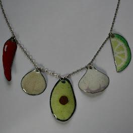 Kickglass Enamels Jewelry